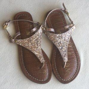 "Girls size 4 Sam Edelman ""Gigi Greta"" sandals"
